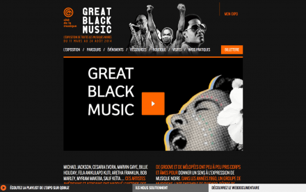 Great black music home